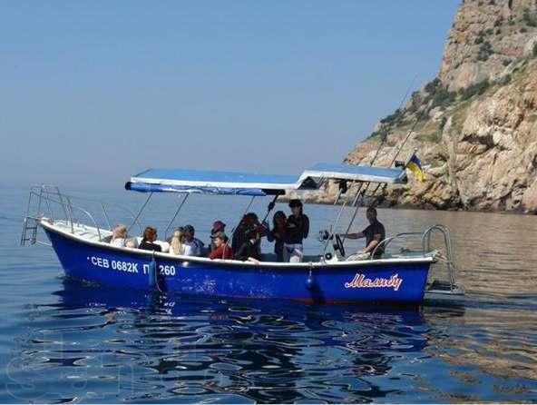 балаклава экскурсия к лодкам