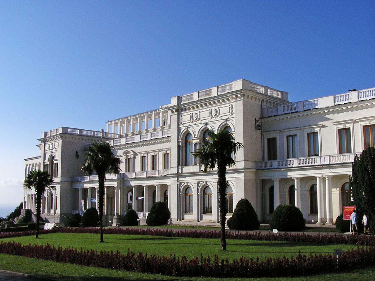 Посетители Ливадийского дворца увидят царский солярий